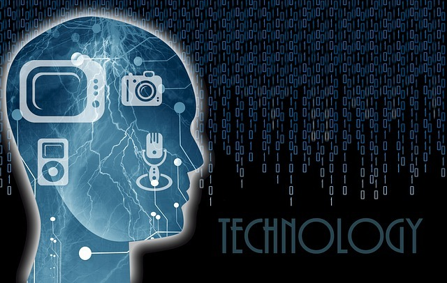 technology, digits, human