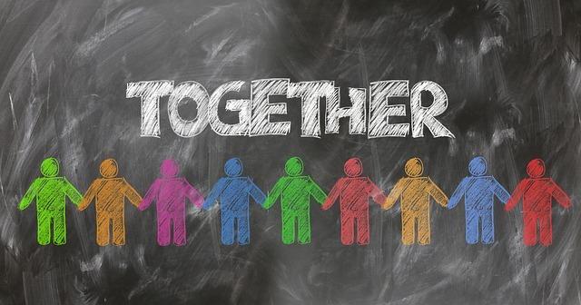 together, earth, human