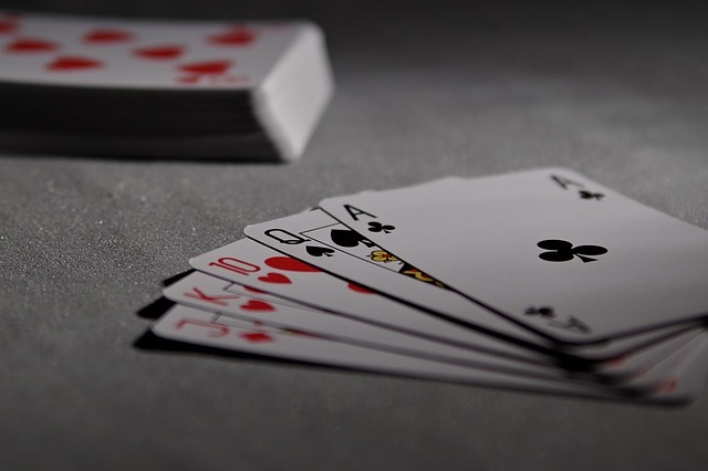 playing cards, poker, bridge