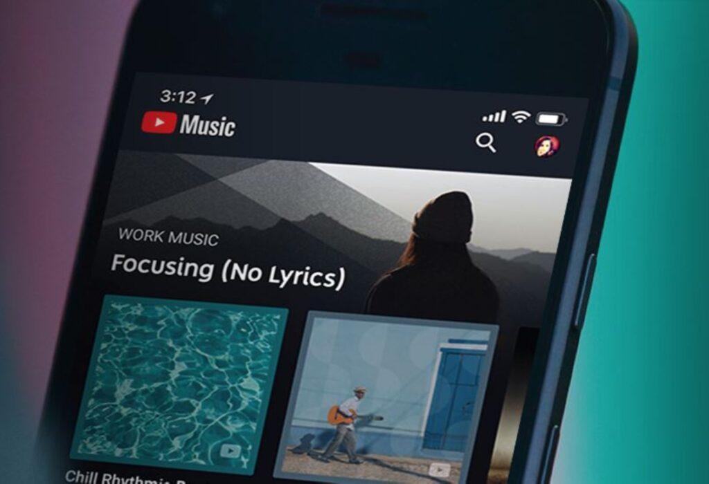 Youtube Premium Music