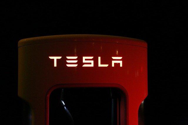 tesla, supercharger, battery