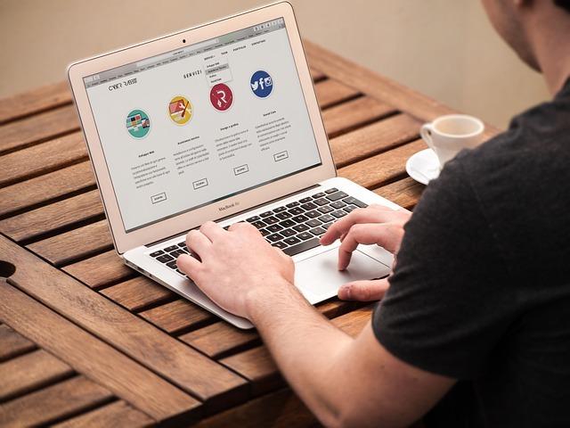 web, macbook, air