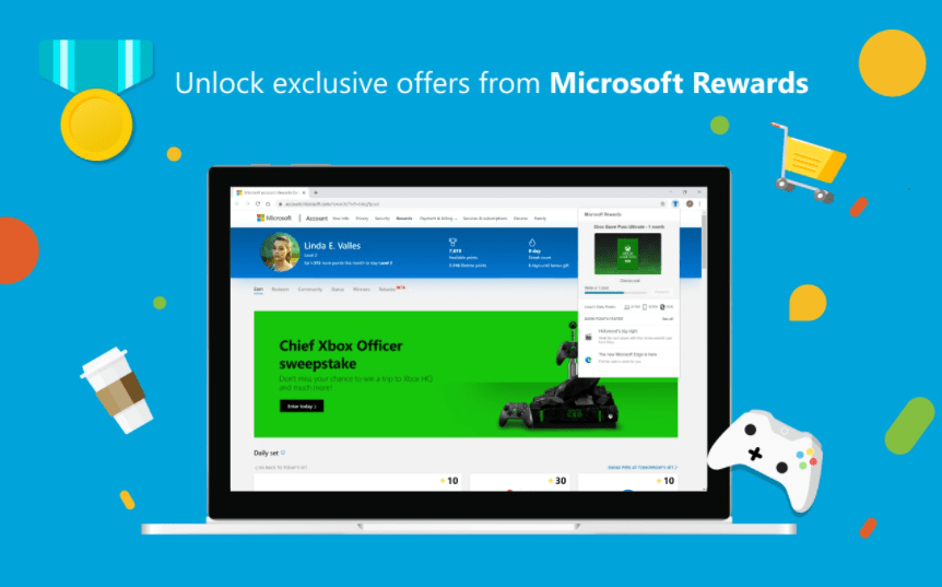 Microsoft-rewards