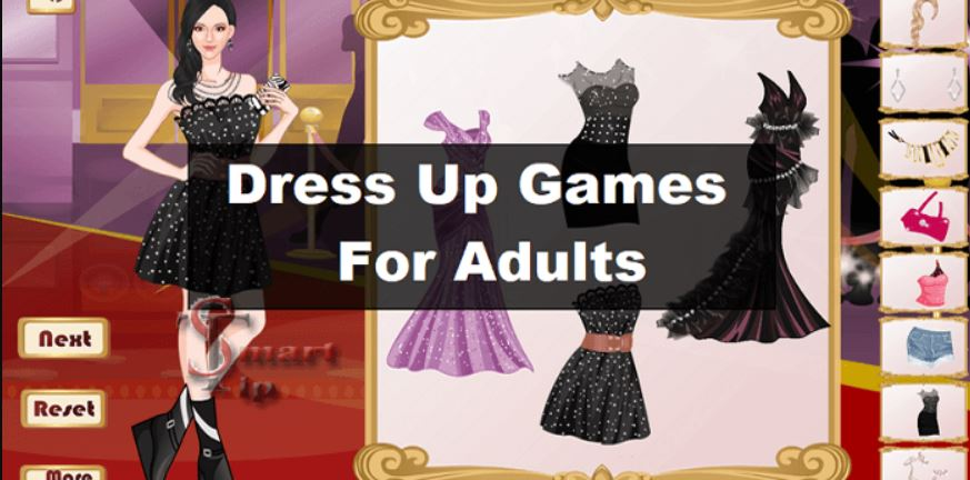 Adult Dress Up Games