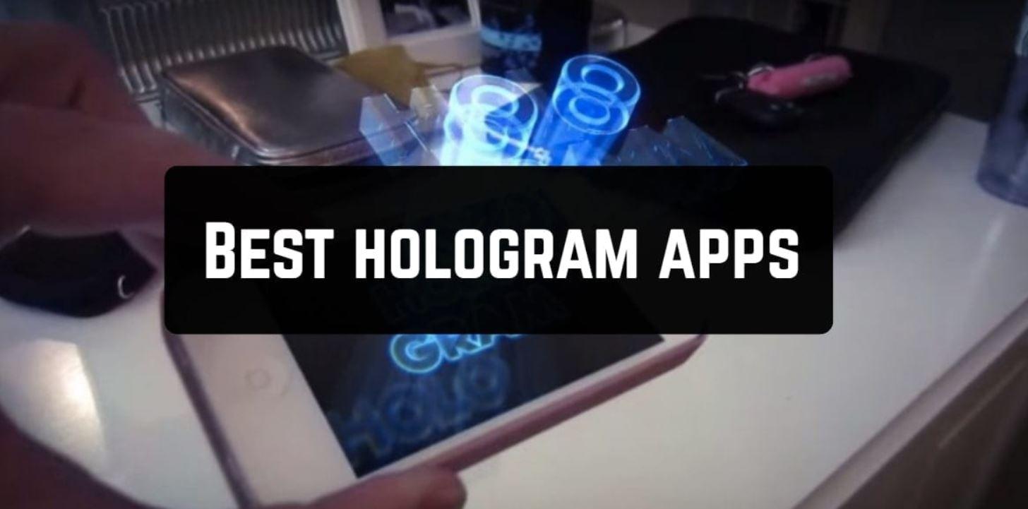3d Hologram Apps